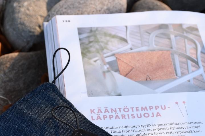 Blogiyhteistyö: tutustuminen käsityökirjaan Kototekoja - ihanasti itse tehty.