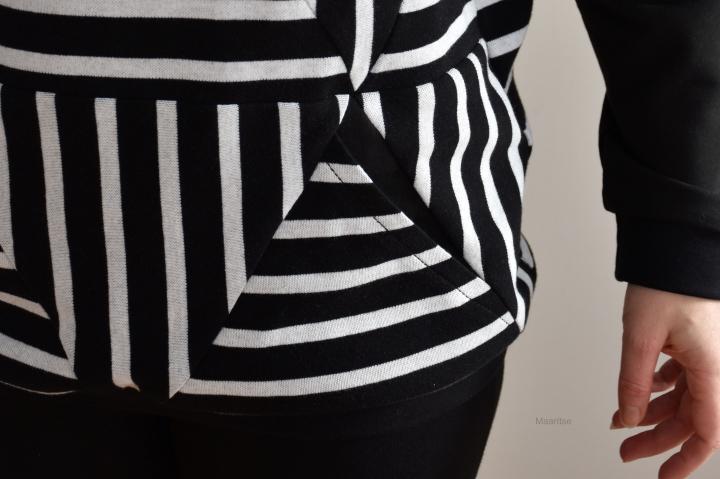 maaritse_tilkuista_tunika_geodesic_pattern