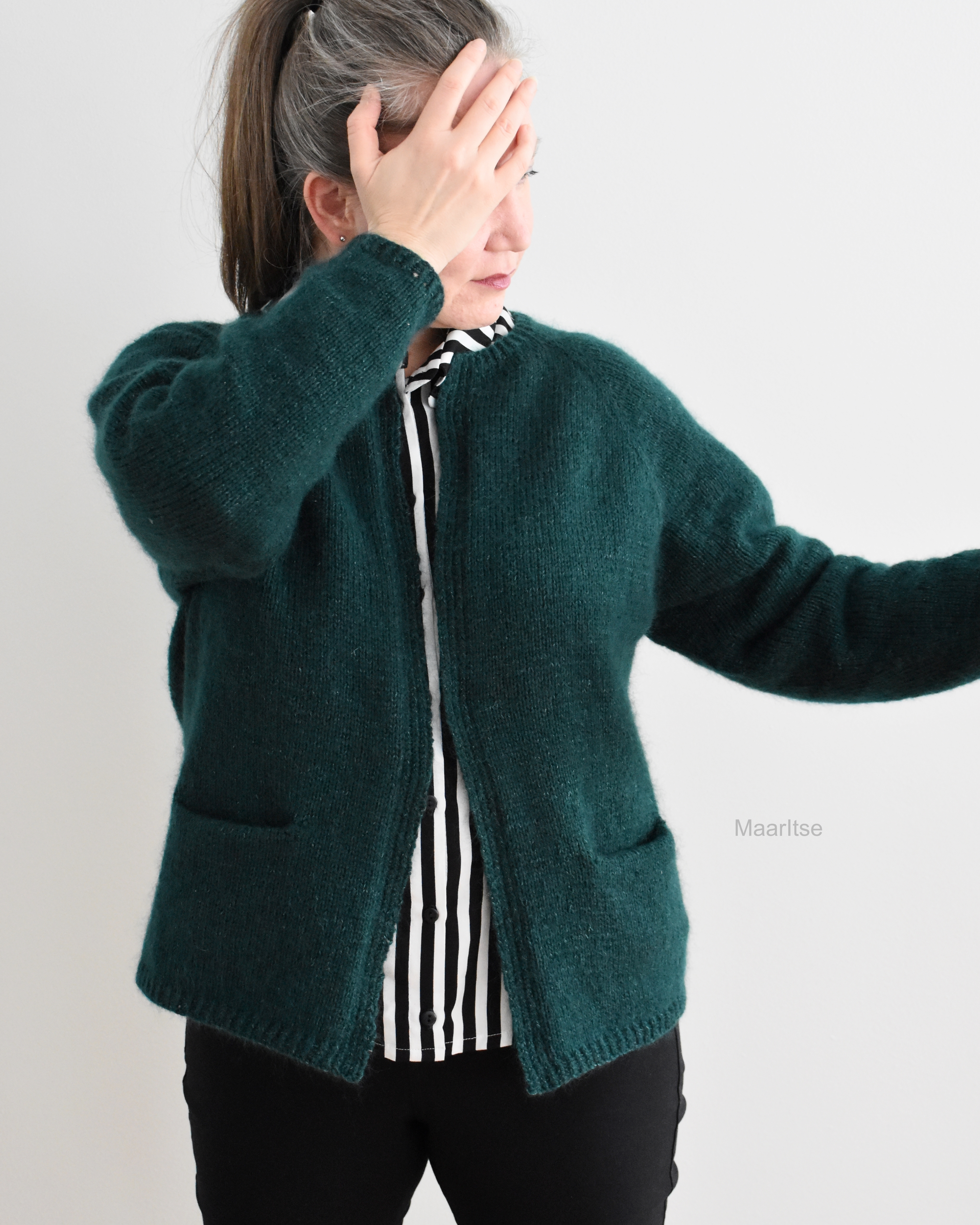 maaritse_darkgreen_mohaircardigan_with_pockets